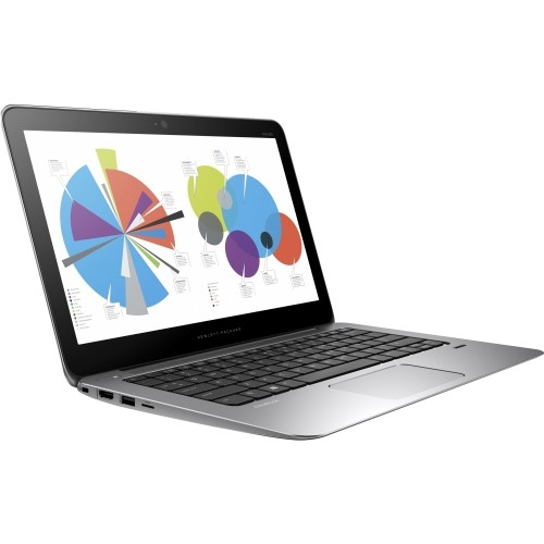 NEW HP Elitebook Folio 1020 M-5Y71 Dual 1.2 / 2.9GHz 8GB 256GB W7P Ultrabook