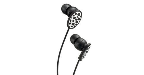 Stereo Earbuds Headphones Iphone ipod MP3 Dalmatian Fashionista - 3 pack (3 Retail boxes) Special Offer